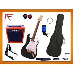 Set Guitarra Electrica Stewart