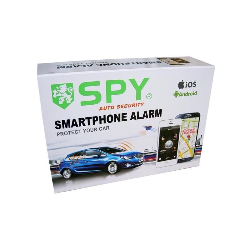 La alarma de coche mas completa por solo 299 euros en Vipventas. Alarma de coche con localizacion GPS del vehiculo robado.
